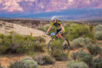 Karen Jarchow topped the podium in the women's 50 miler.