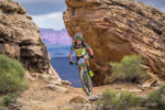 Mountain bike legend Tinker Juarez finished second in the 50 miler.