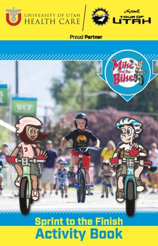 The new Mike and the Bike was released this year and is available as a PDF.