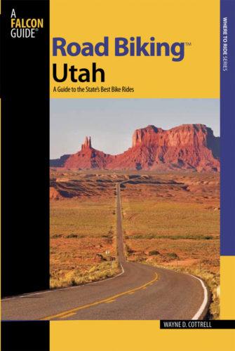 Road Bike Utah book cover