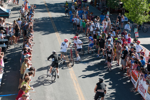 The Ride Sun Valley Festival runs from June 23-26, 2016. Photo by Josh Wells