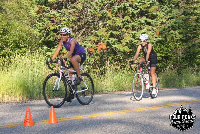 4 Peaks Gran Fondo to be held in Pocatello, Idaho on August 20, 2016