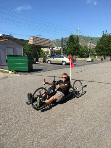 Alex Grant Utah Pro Mountain Biker