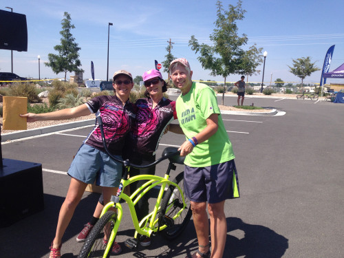 The Tour of the Valley will be held in Grand Junction, Colorado on August 13, 2016. Photo courtesy Tour of the Valley