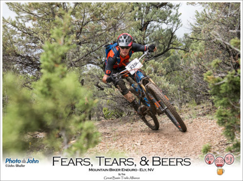 Nevada's Tears, Fears, and Beers Enduro