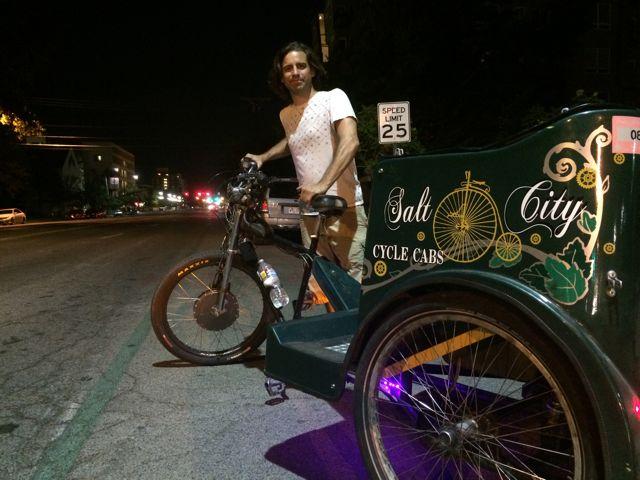 Salt Lake City Council to Consider Pedicab Regulation as Ordinance Progresses