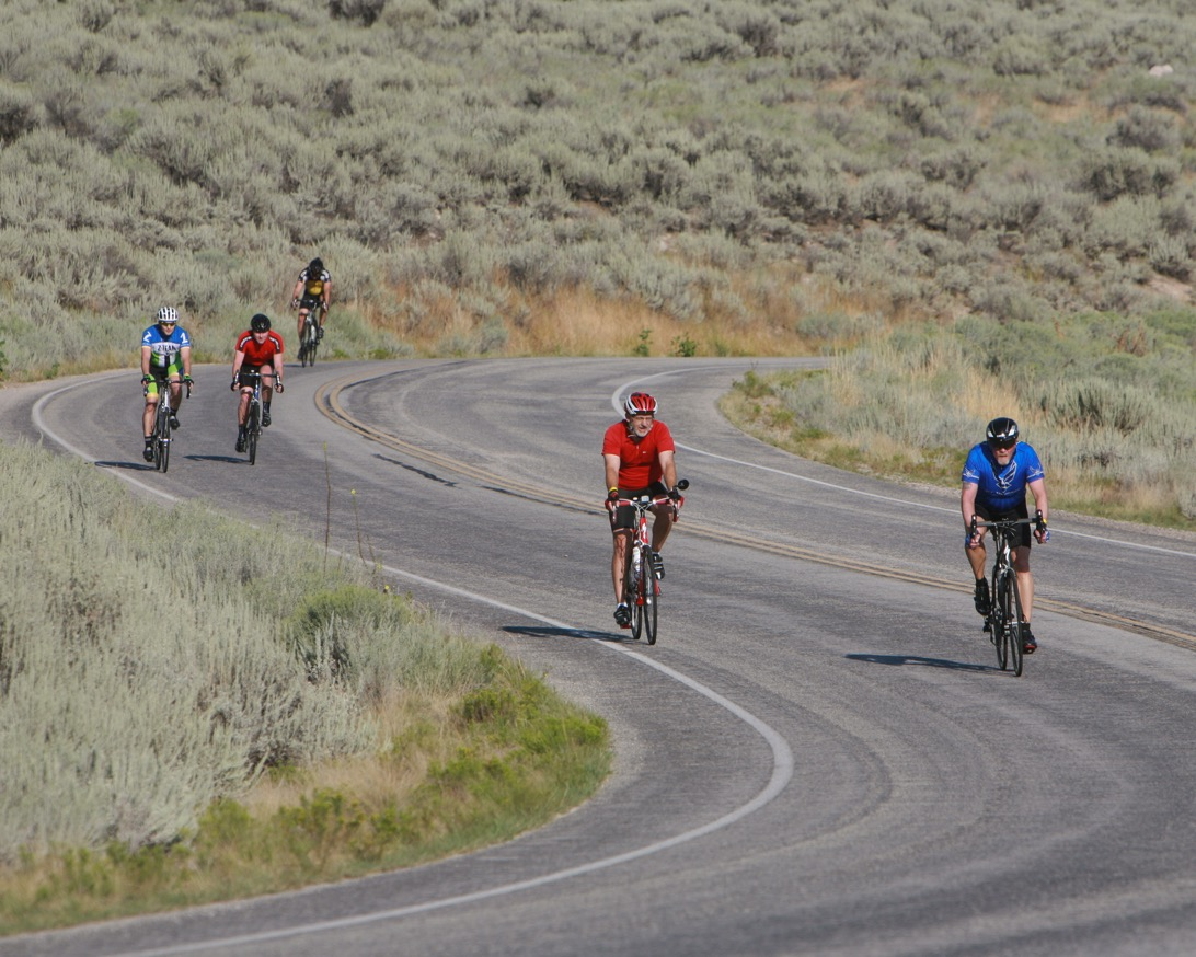 The Ride for the Kids raises money for the Make-A-Wish Foundation. Photo by Jeff Hodges