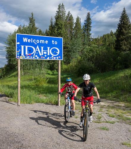 Rush Hour Trail Idaho