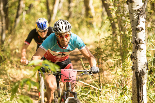 Josiah Middaugh and Braden Currie will compete in the XTERRA Ogden 2016. Photo courtesy of XTERRA.