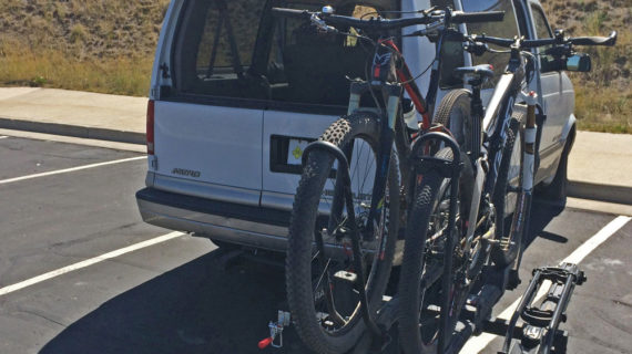 Utah's RakAttach Makes Any Hitch-Mount Bike Rack Better