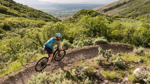 Salt Lake Valley Trails Society Work for Better Riding