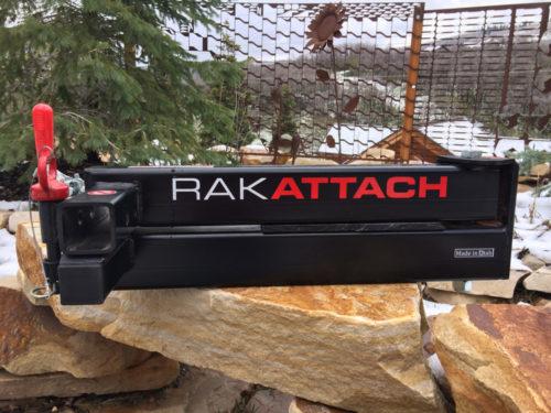 RakAttach Hitch-mount rack