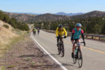 Some of the beautiful scenery on the Santa Fe Century course. The ride is in its 32nd year, and is one of the oldest centuries in the west. Photo by Sergio Palacios Diaz