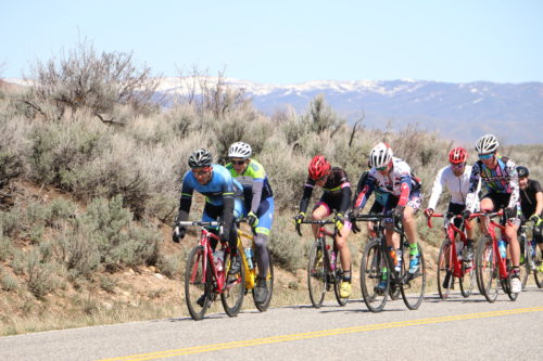 The East Canyon Road Race has beautiful scenery and a great course. Photo by Dave Iltis