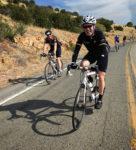Close to 3000 riders usually ride the Santa Fe Century. Photo by JGW