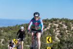 Riders on Heartbreak Hill in the 2016 Santa Fe Century. Photo by G Marks