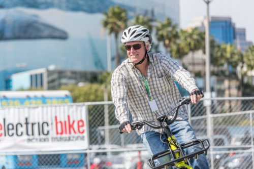 The EBike Expo is coming to Salt Lake City from May 19-21, 2017 at the Smith's Ball Park. Photo courtesy EBike Expos