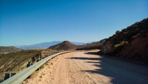 Dirt road Toraweap