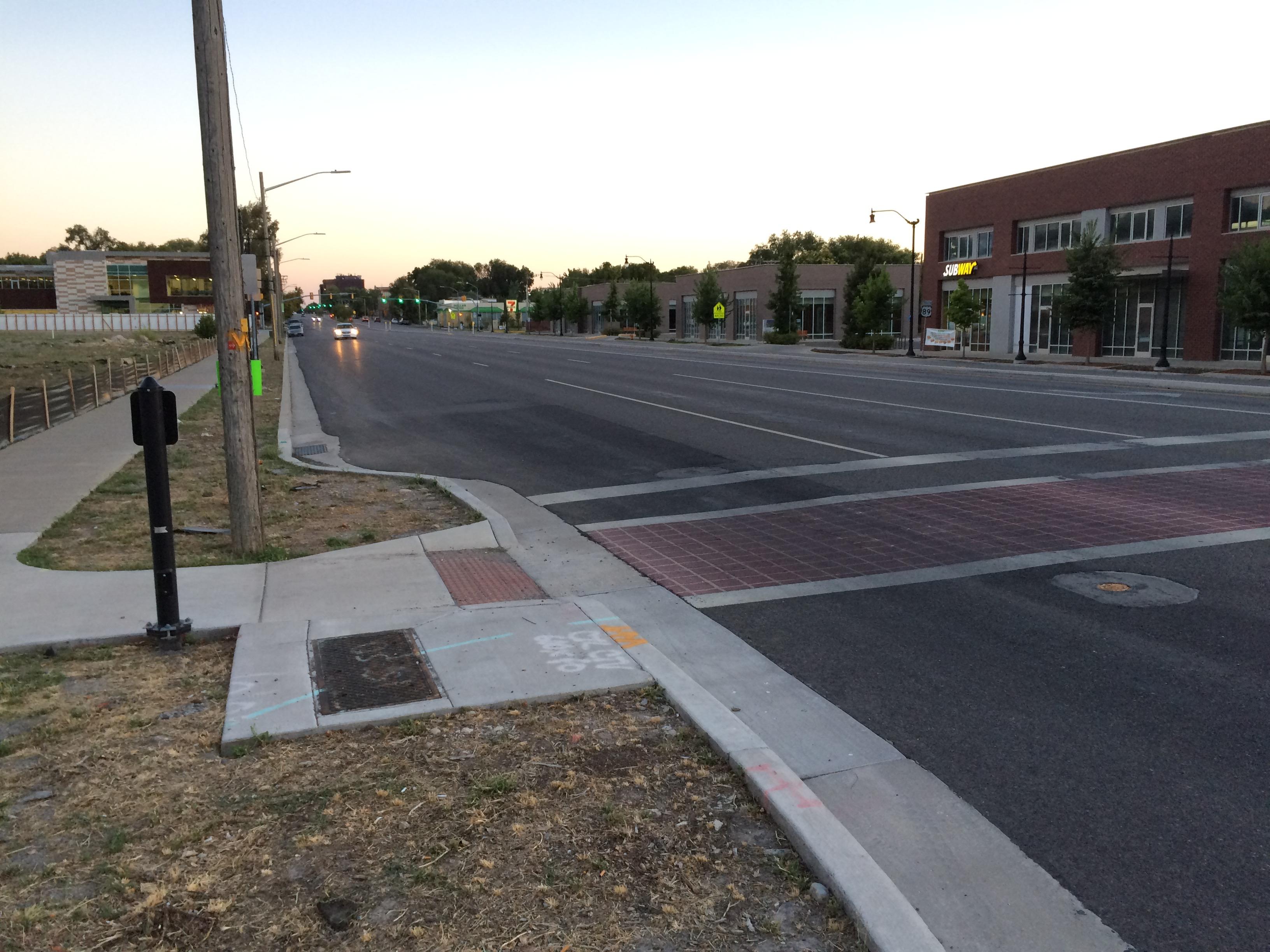 600 North Cycling Salt Lake City IMG_3361