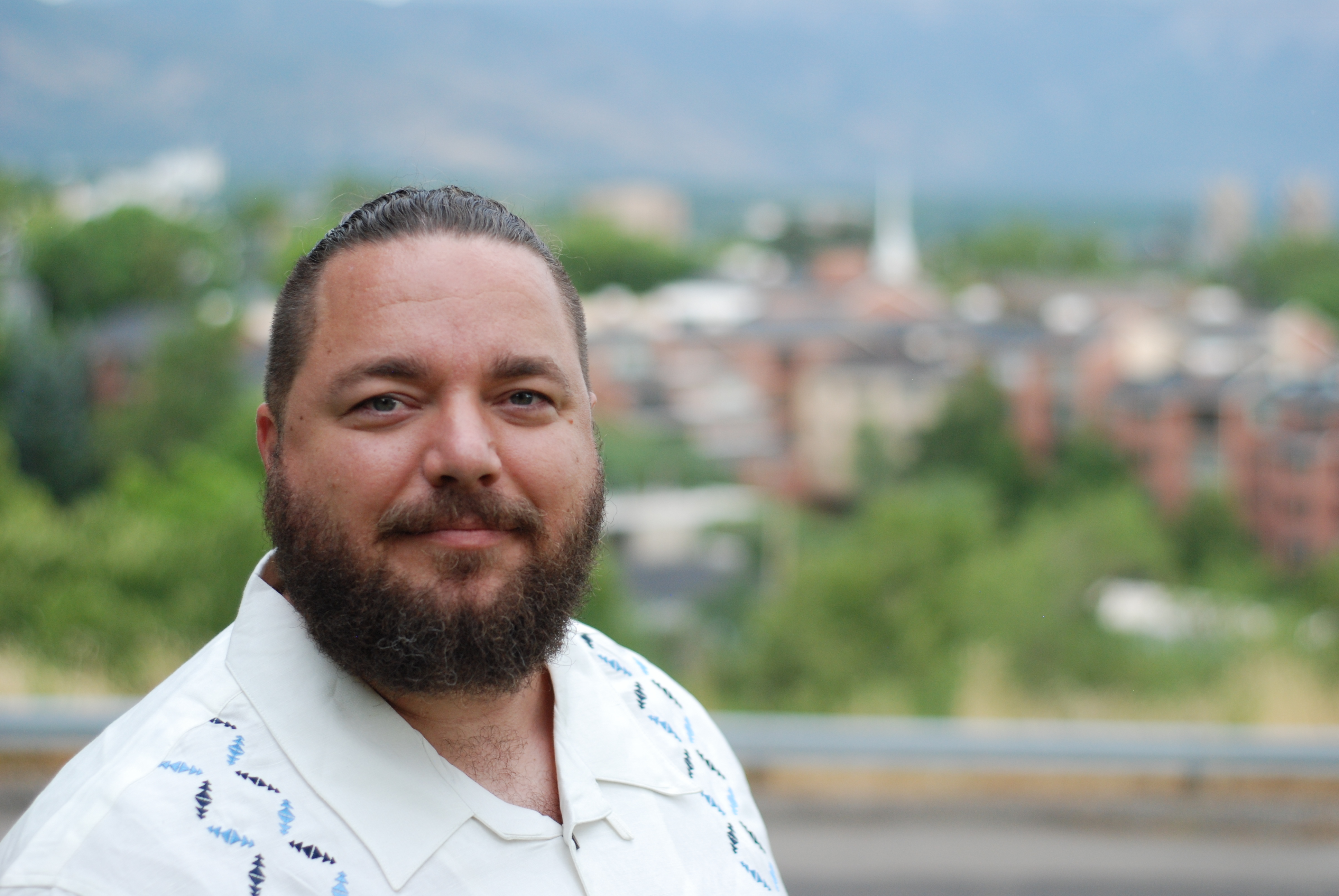 Jeff Garbett is running for Salt Lake City Council in District 3 in 2017.
