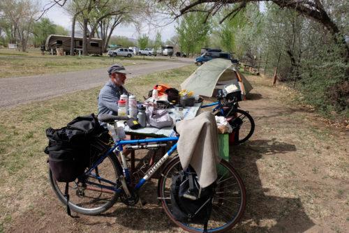Shady Oaks Campgroound Moab Utah