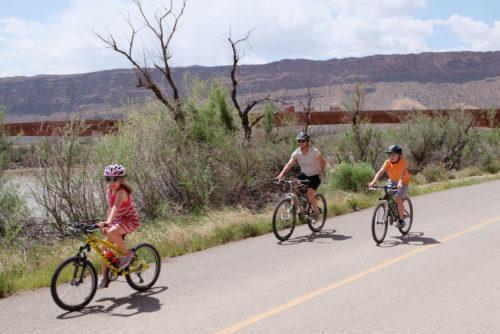 Moab Bike Trail
