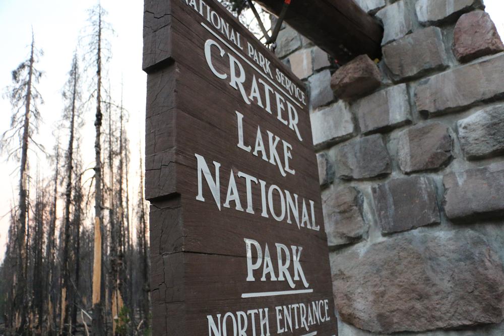 Crater Lake 2017 Entrance IMG_1962