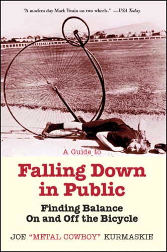 Falling Down inPublic book cover