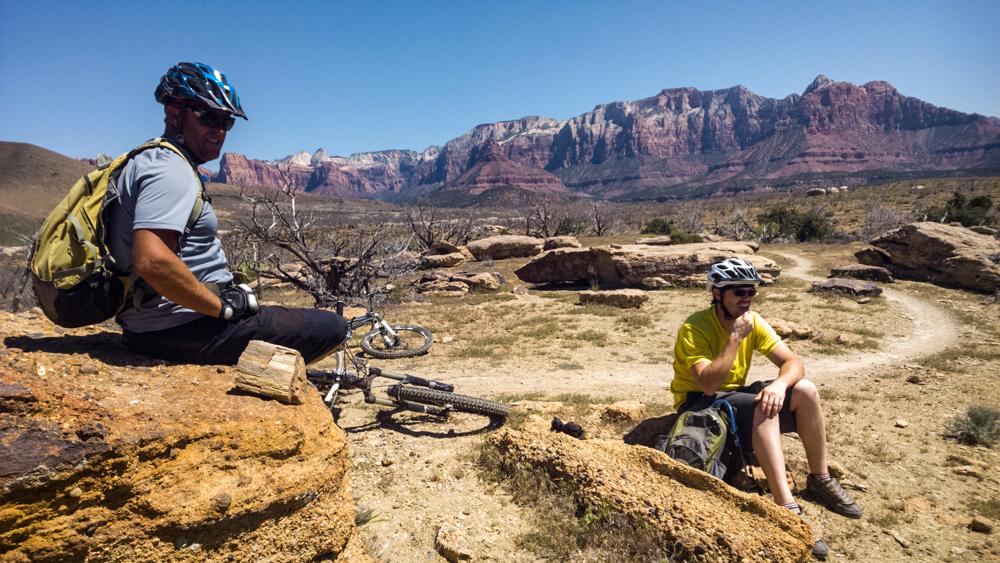 Beer Beir and Mountain Biking