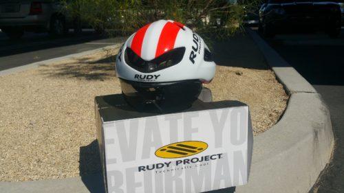 Rudy Project Fluos Aero-helmet