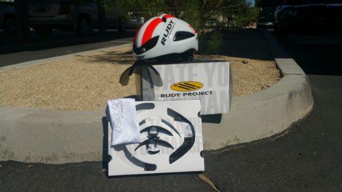 Rudy Project Fluos Aero Helmet