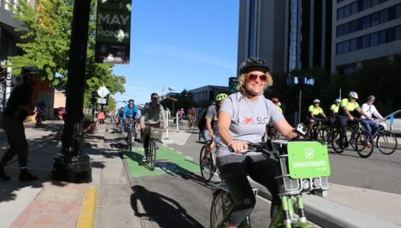 Salt Lake City Mayor's Bike to Work Day Set for May 17, 2018!
