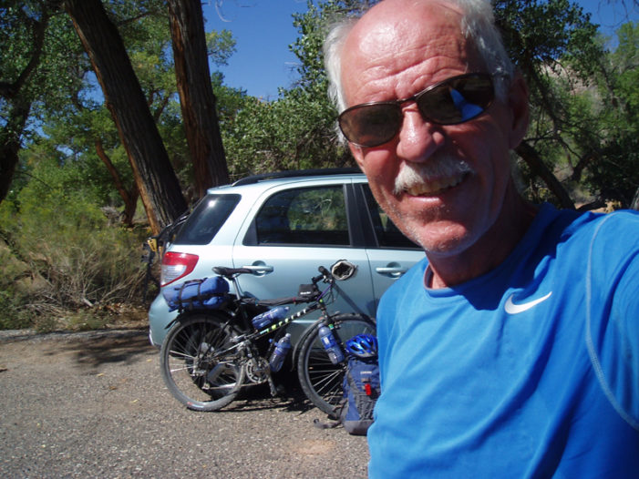 Rob Paull: A Model Cycling Companion