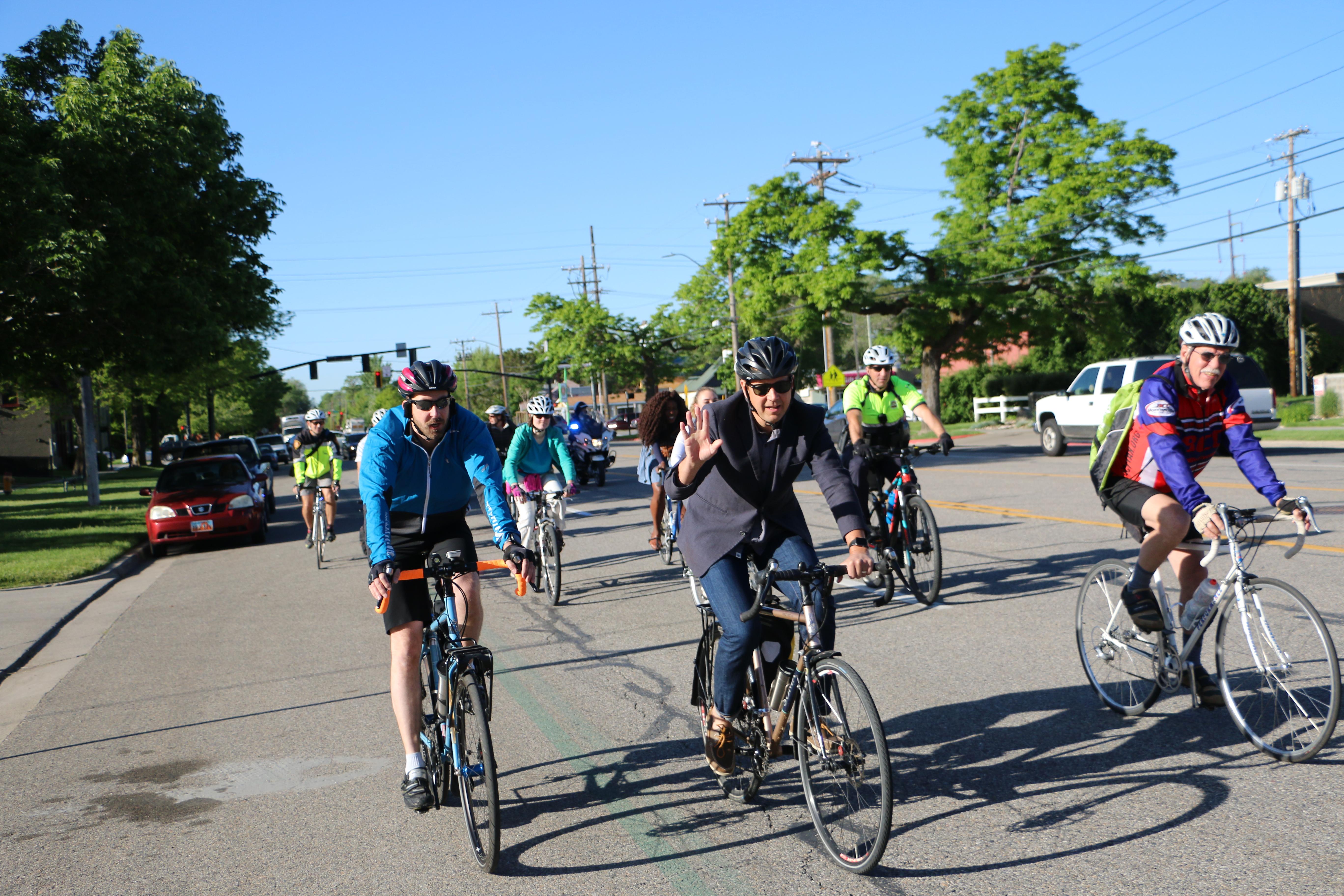 Salt Lake City 2018 Mayor's Bike to Work Day IMG_9128