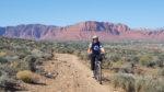 Karma on the JEM Trail. Photo by David Ward