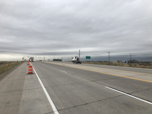 UDOT plans to install a diverging diamond interchange at 5600 W and Redwood Road to meet traffic demand. Photo by Dave Iltis