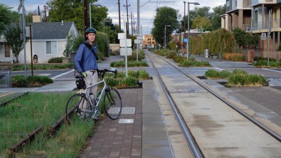 Landscape Architect Kelly Gillman Bikes his Showpiece – the S-Line Trail