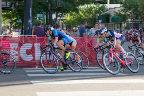 USA Crits, a national criterium series, is coming to Salt Lake City, San Rafael, Littleton, and Boise in the west in 2019. Photo by Nathan Schneeberger, Snowy Mountain Photography, courtesy USA Crits.