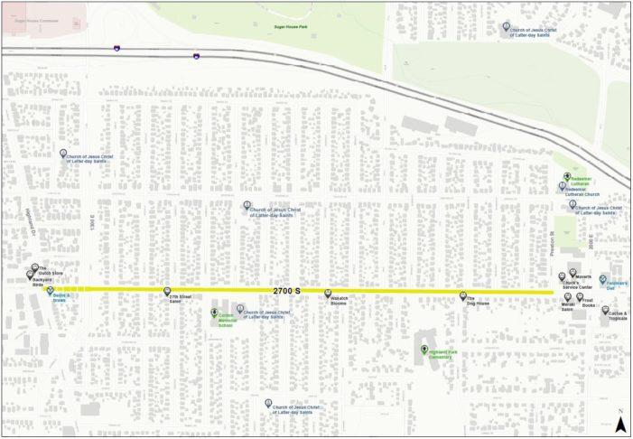 Editorial: Salt Lake City's 2700 S Reconstruction Should Include Bike Lanes