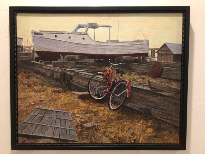 The Bicycle Art of Albert Michini