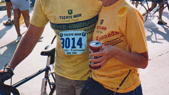 Crossing Baja – The 1986 Tecate-Ensenada Bike Ride