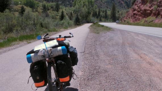 A Springtime Bicycle Tour of Western Colorado