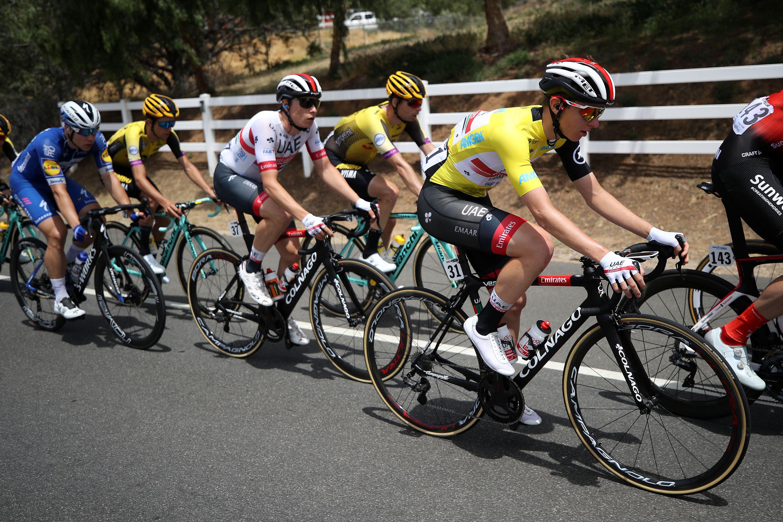 Amgen Tour Of California Pogacar Makes History Van Der Breggen Repeats Cycling West Cycling Utah