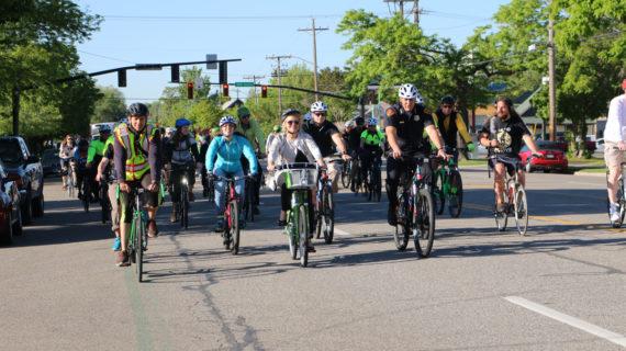 Salt Lake City Mayor's Bike to Work Day – May 16, 2019 – Northwest Recreation Center