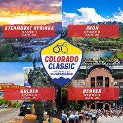 2019 Colorado Classic Women's Stage Race Announces Host Communities