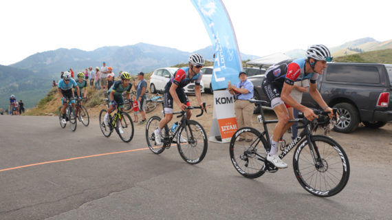 2019 Tour of Utah Route Announced