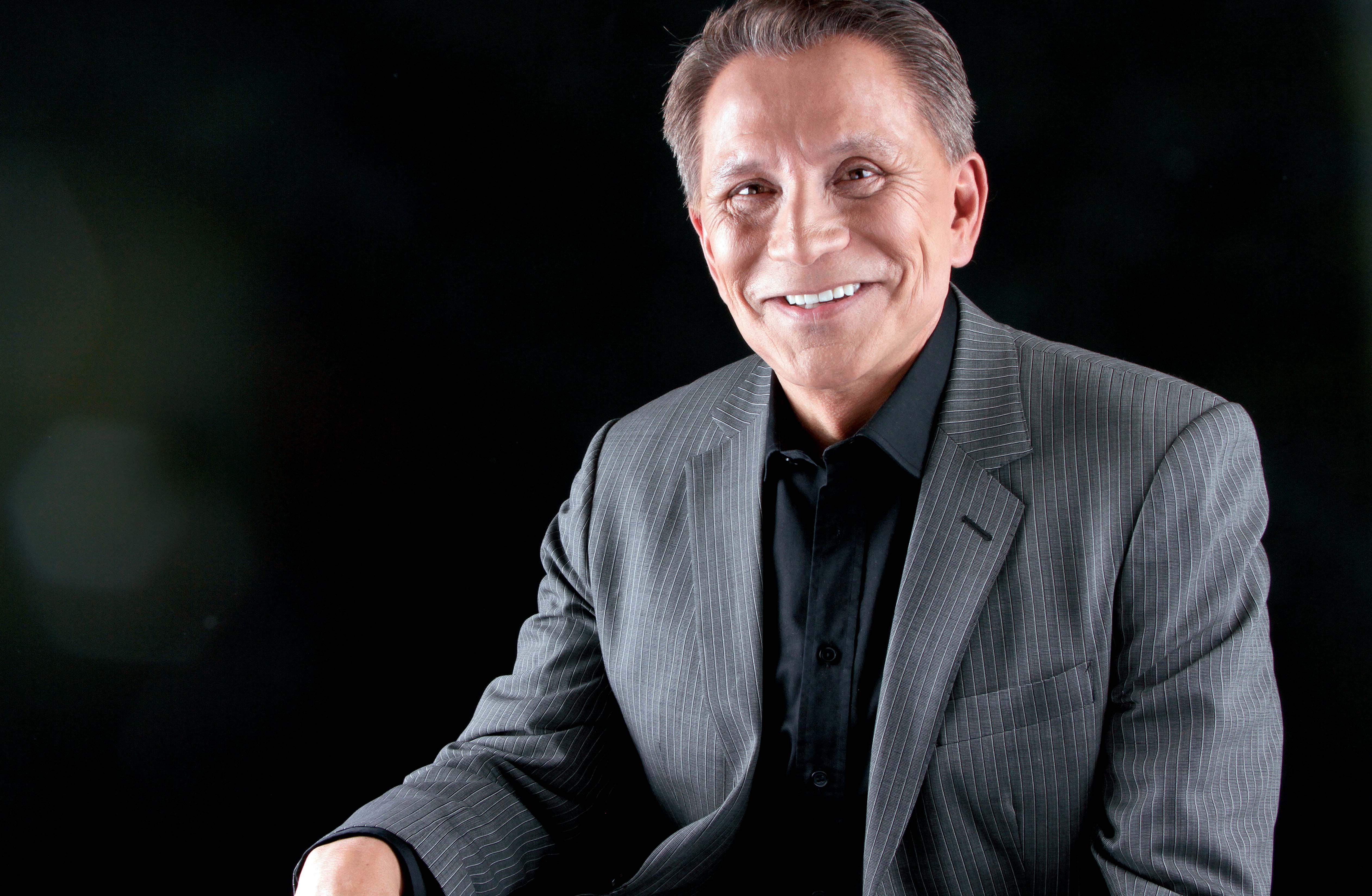 Salt Lake City Mayoral Candidate David Ibarra, photo courtesy Ibarra for Mayor.