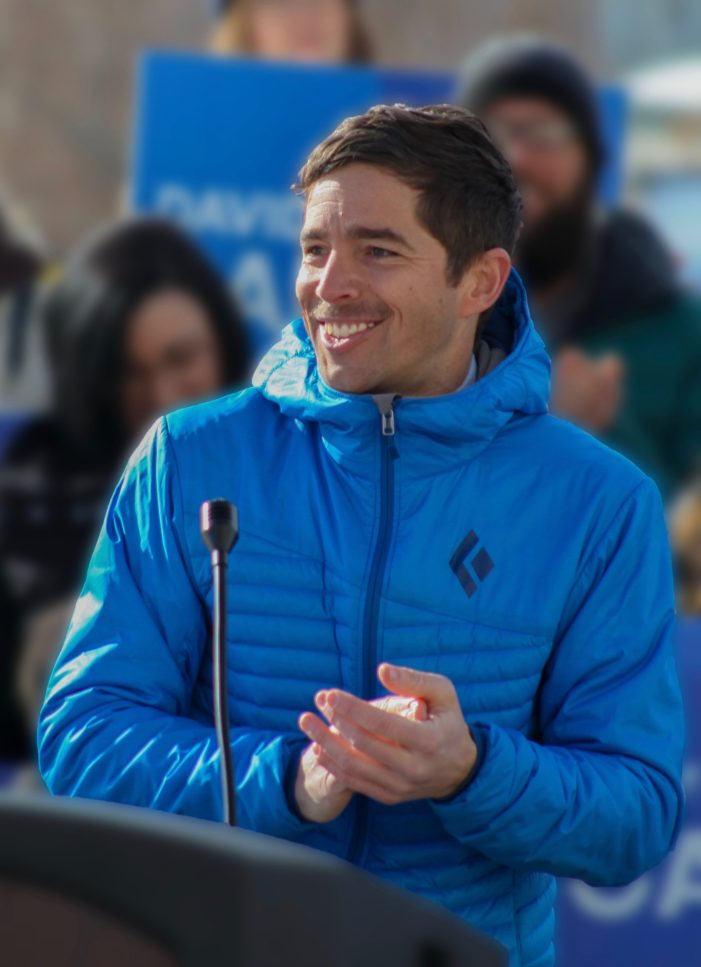 David Garbett – Salt Lake City 2019 Mayoral Election Candidate Survey