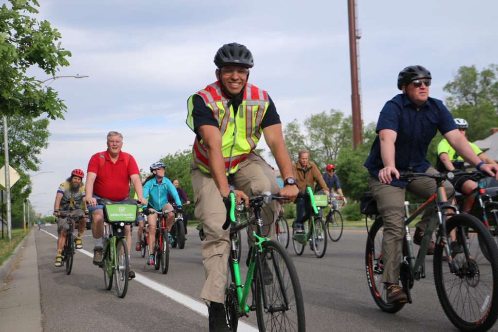 Will the new mayor of Salt Lake City be a bicycling mayor? See Cycling Utah's 2019 Mayoral Candidate Survey. Photo by Dave Iltis