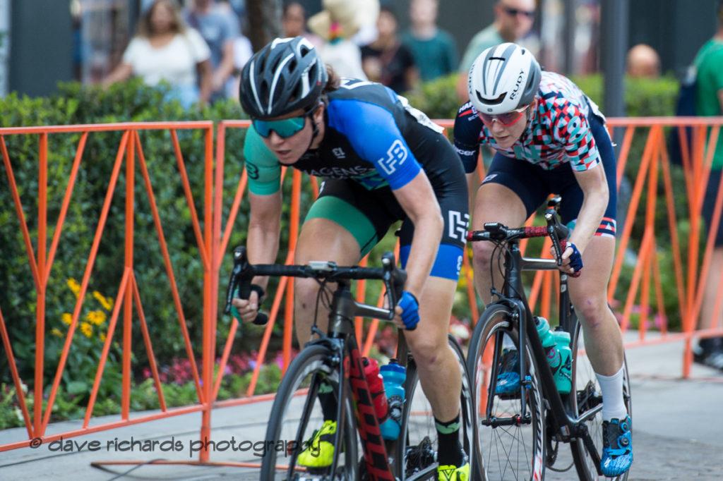 Owen, Williams win 2019 Salt Lake Criterium - Report, Results